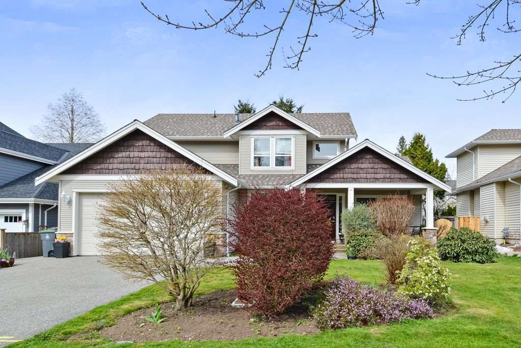 """Main Photo: 12735 24 Avenue in Surrey: Crescent Bch Ocean Pk. House for sale in """"CRESCENT HEIGHTS"""" (South Surrey White Rock)  : MLS®# R2251542"""