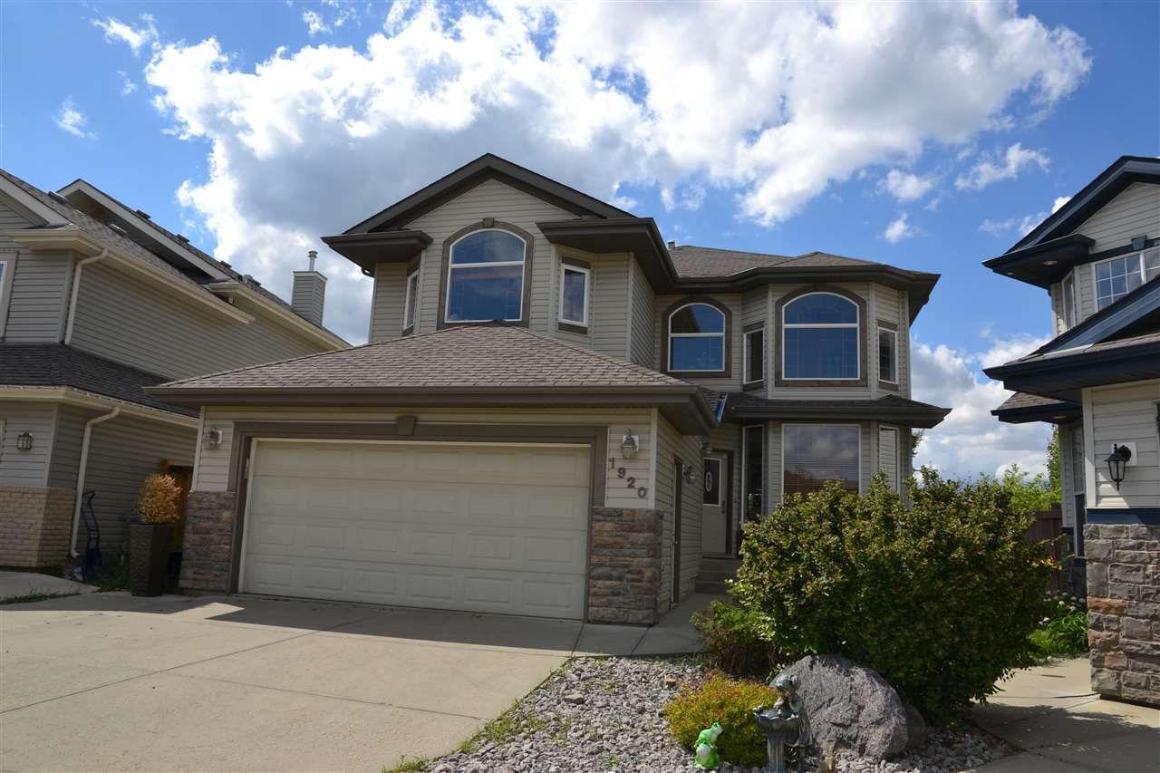 Main Photo: 1920 HOLMAN Place in Edmonton: Zone 14 House for sale : MLS®# E4122274