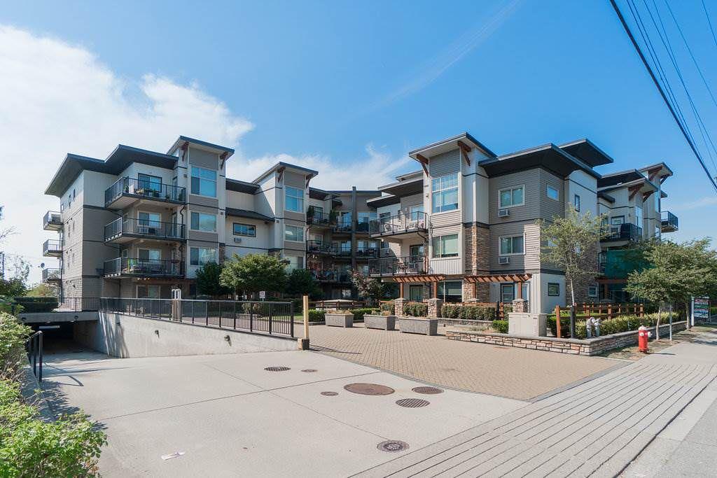 "Main Photo: 417 11935 BURNETT Street in Maple Ridge: East Central Condo for sale in ""KENSINGTON PARK"" : MLS®# R2296271"