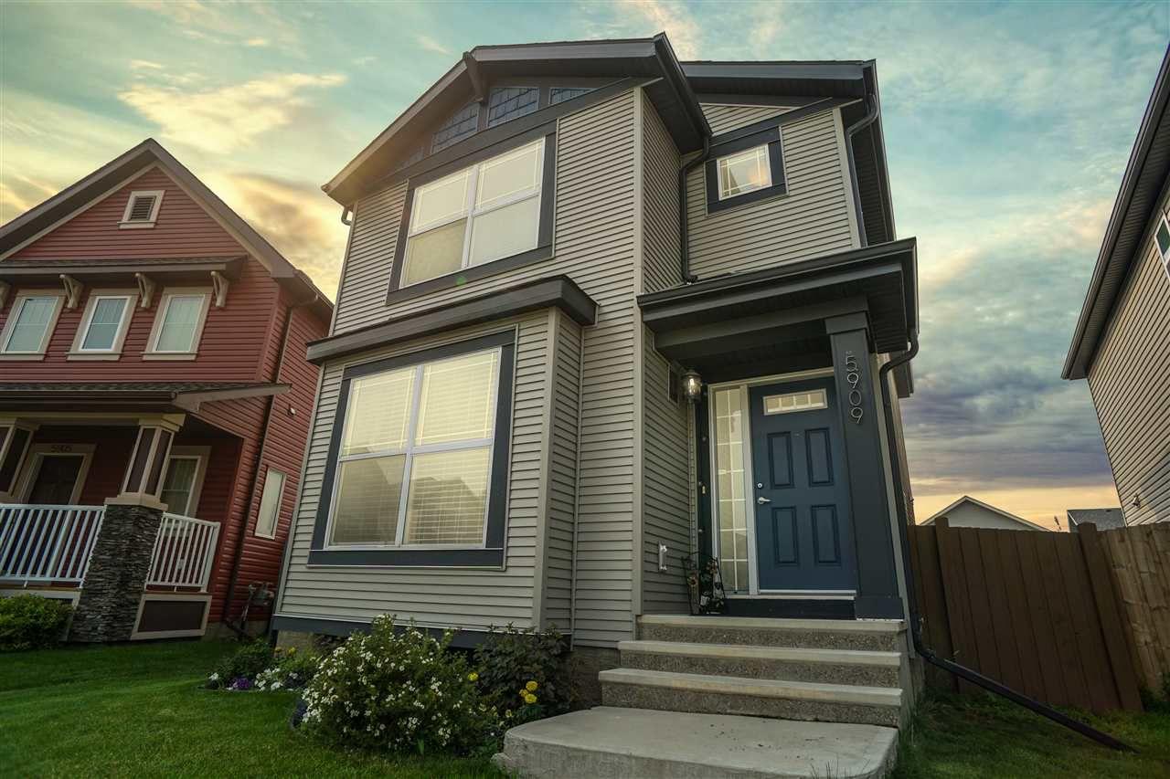Main Photo: 5909 175A Avenue in Edmonton: Zone 03 House for sale : MLS®# E4125065