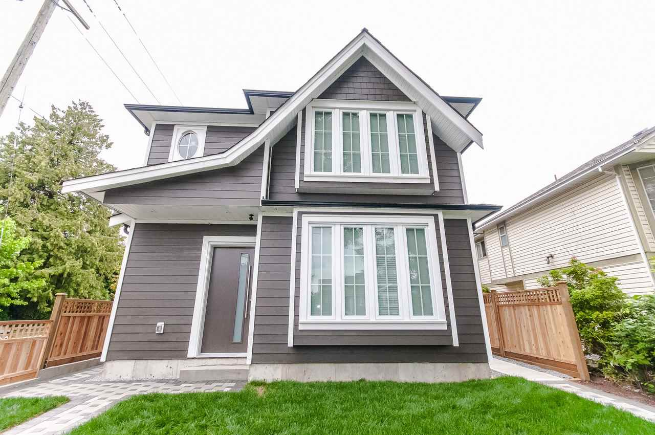 Main Photo: 795 W 69TH Avenue in Vancouver: Marpole House 1/2 Duplex for sale (Vancouver West)  : MLS®# R2321268