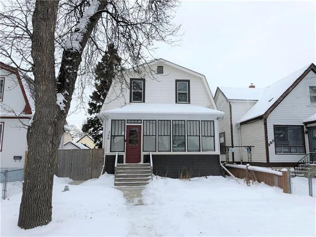 Main Photo: 356 Atlantic Avenue in Winnipeg: North End Residential for sale (4C)  : MLS®# 1901910