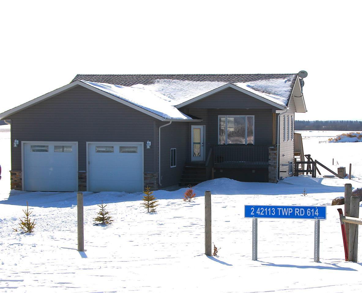 Main Photo: 2 42213 TWP 614: Rural Bonnyville M.D. House for sale : MLS®# E4146136