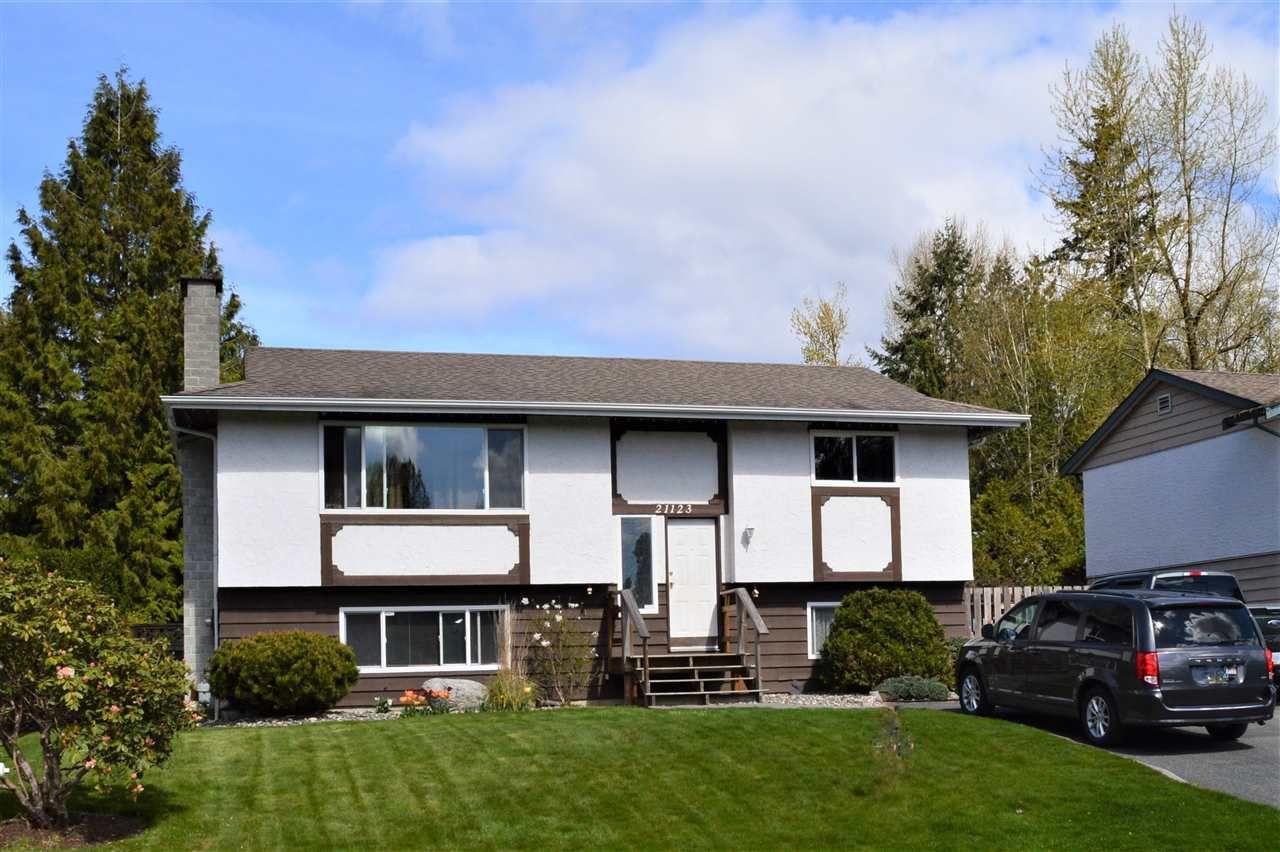 Main Photo: 21123 GLENWOOD Avenue in Maple Ridge: Northwest Maple Ridge House for sale : MLS®# R2360520
