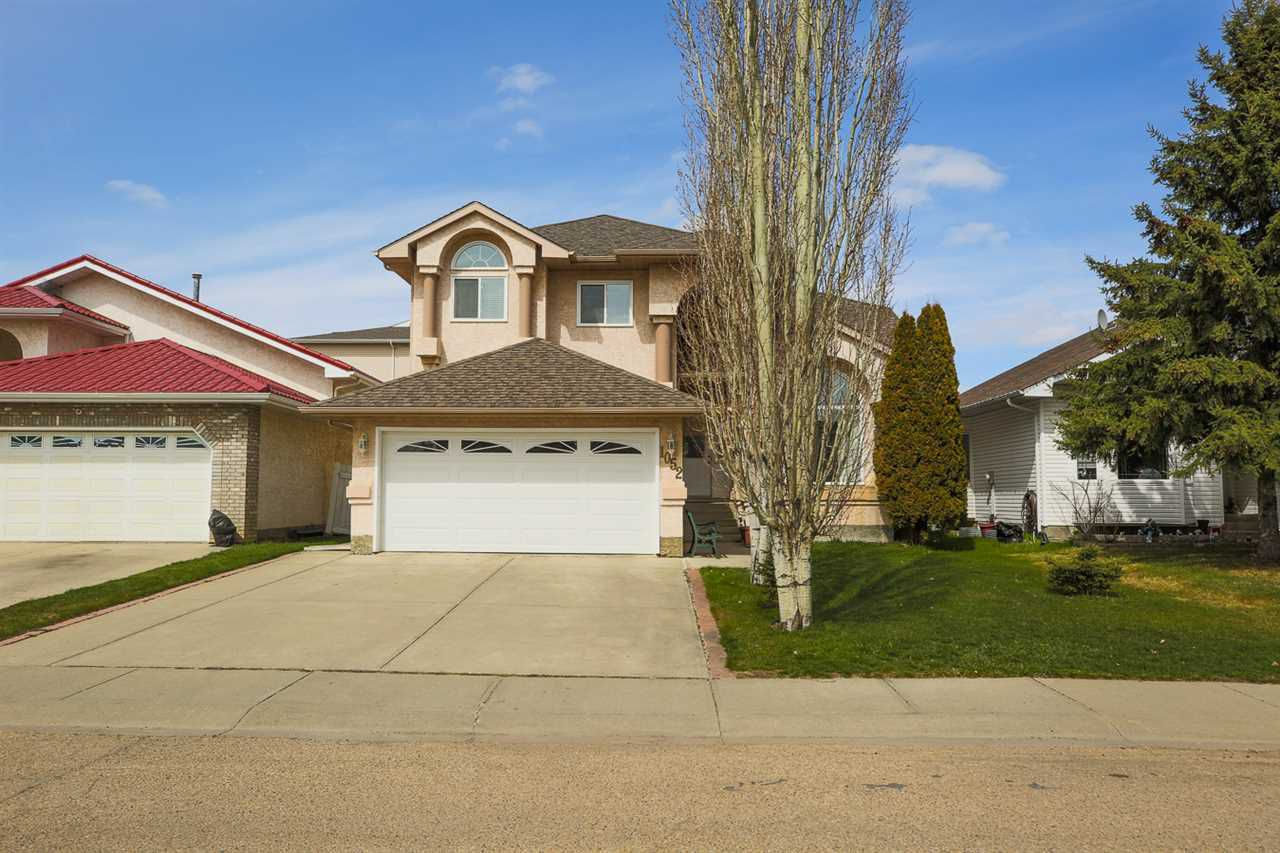 Main Photo: 1052 JAMES Crescent NW in Edmonton: Zone 29 House for sale : MLS®# E4155362