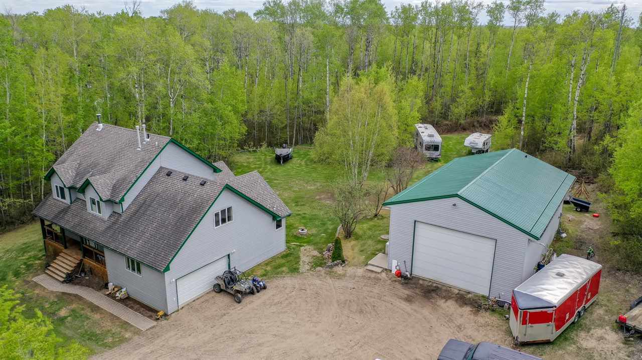 Main Photo: 52437 RGE RD 21: Rural Parkland County House for sale : MLS®# E4158183