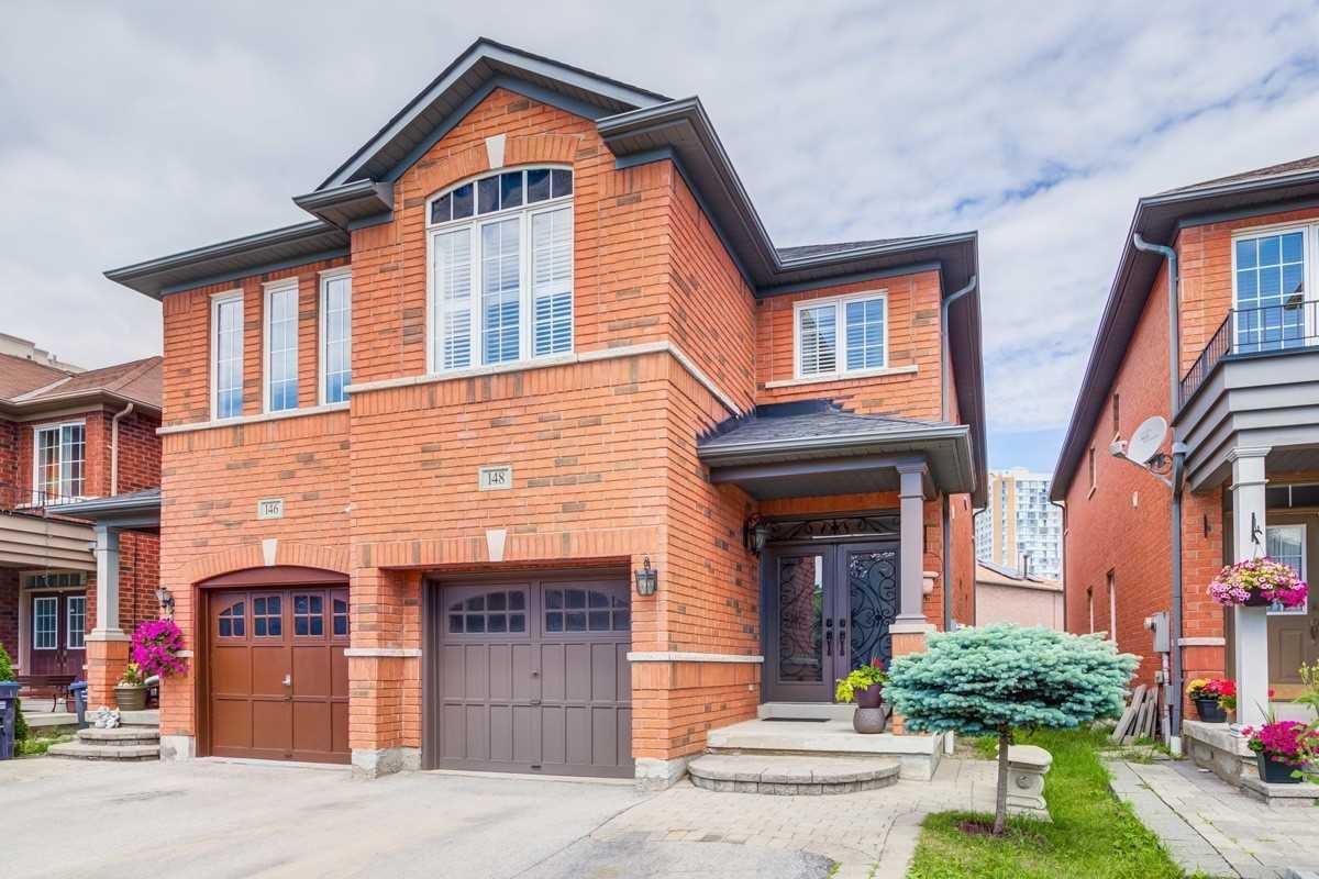 Main Photo: 148 Breton Avenue in Mississauga: Hurontario House (2-Storey) for sale : MLS®# W4504494