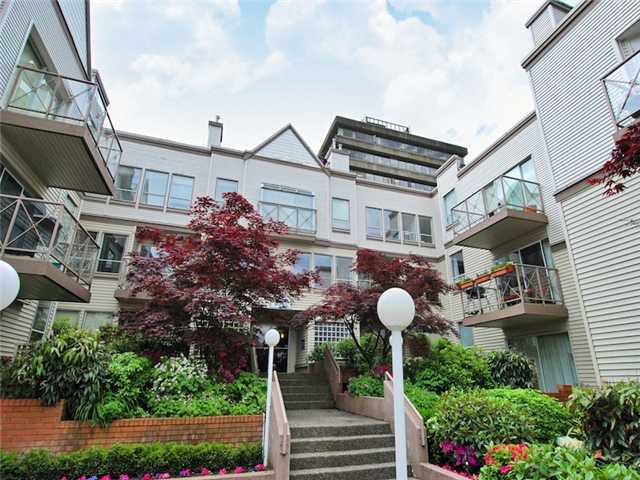 """Main Photo: 206 910 W 8TH Avenue in Vancouver: Fairview VW Condo for sale in """"The Rhapsody"""" (Vancouver West)  : MLS®# V907670"""