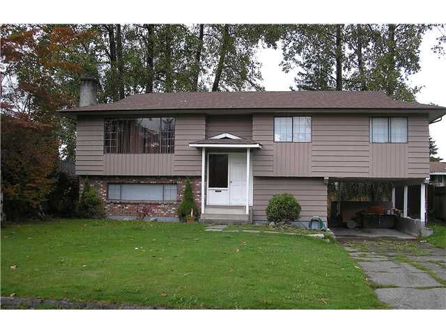 Main Photo: 11771 GEE Street in Maple Ridge: East Central House for sale : MLS®# V851849