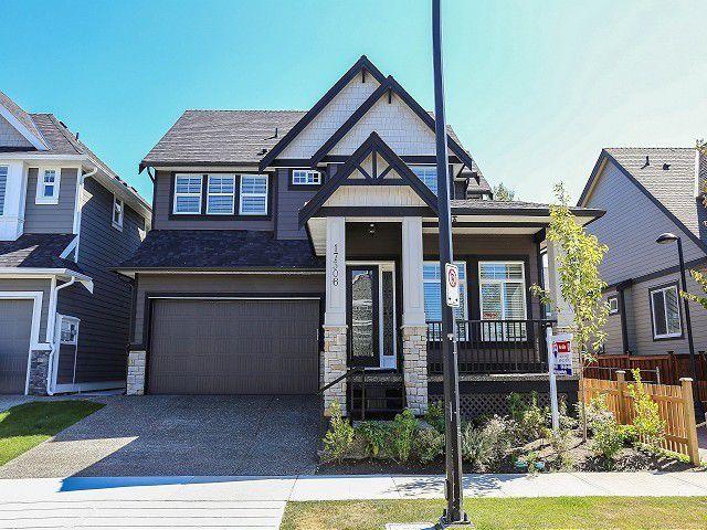 Main Photo: 17306 0B Avenue in Surrey: Pacific Douglas House for sale (South Surrey White Rock)  : MLS®# F1325073