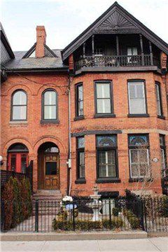 Main Photo: 328 E Wellesley Street in Toronto: Cabbagetown-South St. James Town House (2 1/2 Storey) for sale (Toronto C08)  : MLS®# C3160313