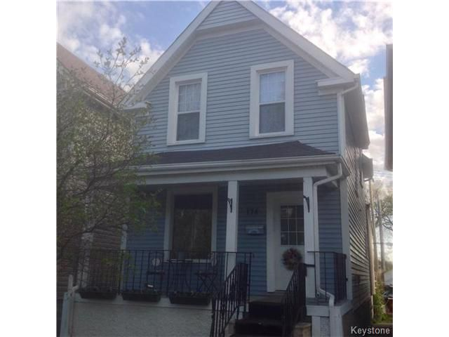 Main Photo: 174 Cathedral Avenue in WINNIPEG: North End Residential for sale (North West Winnipeg)  : MLS®# 1509461
