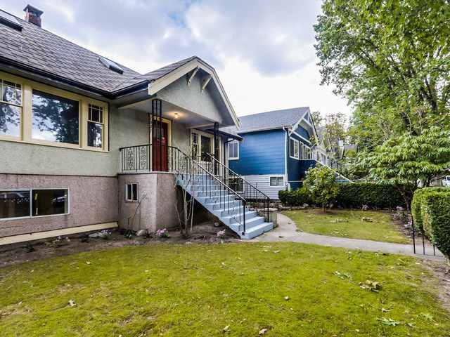 """Main Photo: 1031 E 21ST Avenue in Vancouver: Fraser VE House for sale in """"CEDAR COTTAGE"""" (Vancouver East)  : MLS®# R2000939"""
