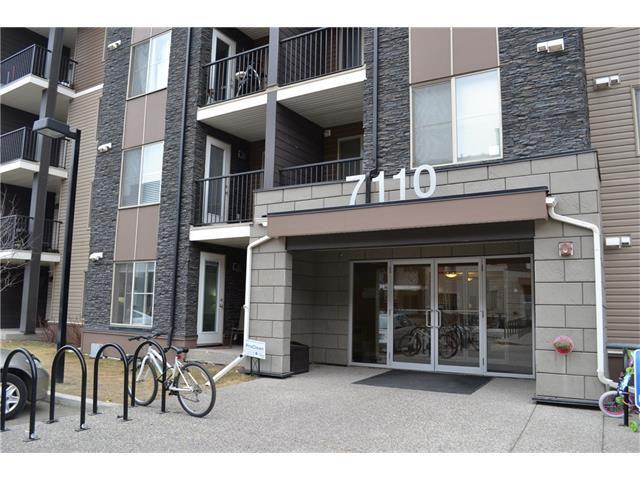 Main Photo: 113 7110 80 Avenue NE in Calgary: Saddle Ridge Condo for sale : MLS®# C4051517