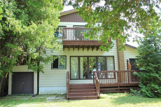Main Photo: B142 Cedar Beach Road in Brock: Beaverton House (2-Storey) for sale : MLS®# N3448901