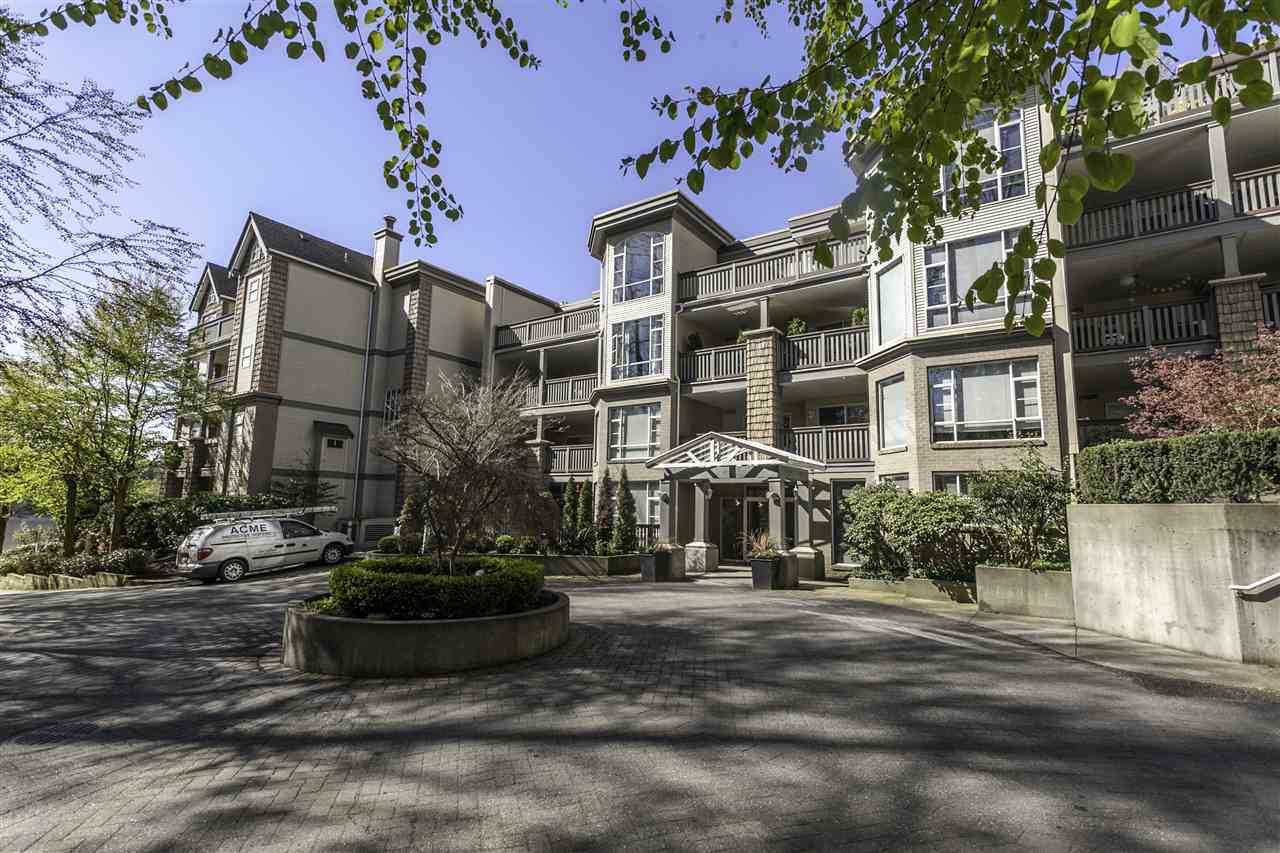 "Main Photo: 213 22233 RIVER Road in Maple Ridge: West Central Condo for sale in ""RIVER GARDENS"" : MLS®# R2053263"