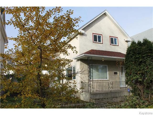Main Photo: 562 Agnes Street in Winnipeg: Residential for sale (5A)  : MLS®# 1628122