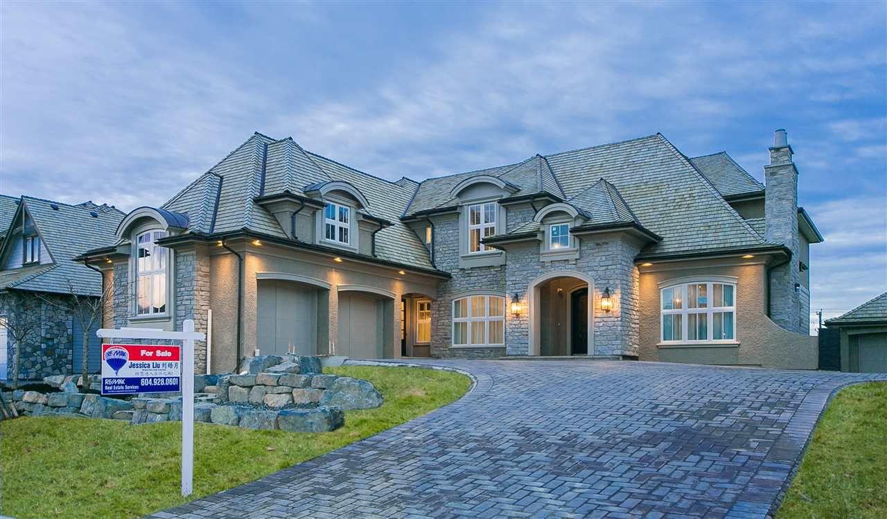 "Main Photo: 15957 39A Avenue in Surrey: Morgan Creek House for sale in ""Morgan Creek"" (South Surrey White Rock)  : MLS®# R2159411"