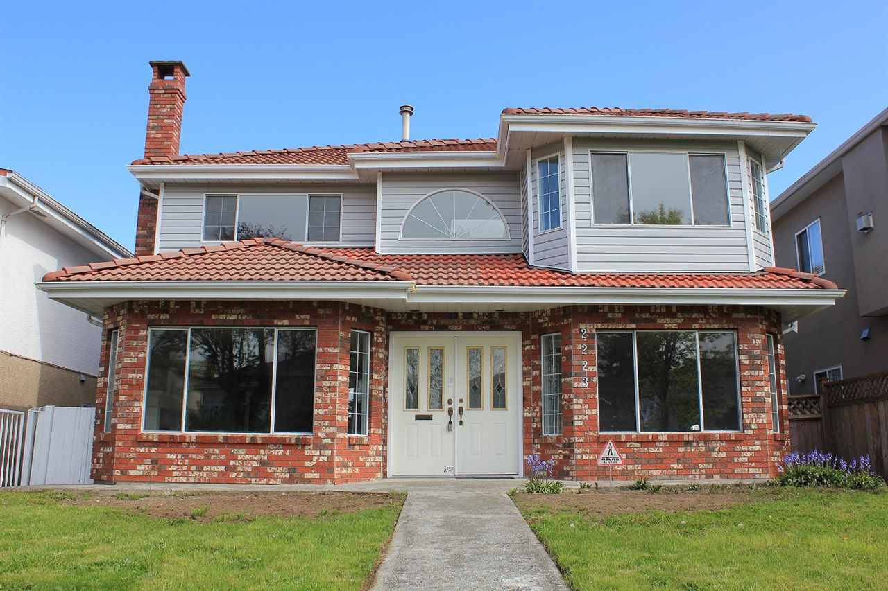 Main Photo: 2223 E 48TH AVENUE in Vancouver: Killarney VE House for sale (Vancouver East)  : MLS®# R2165891