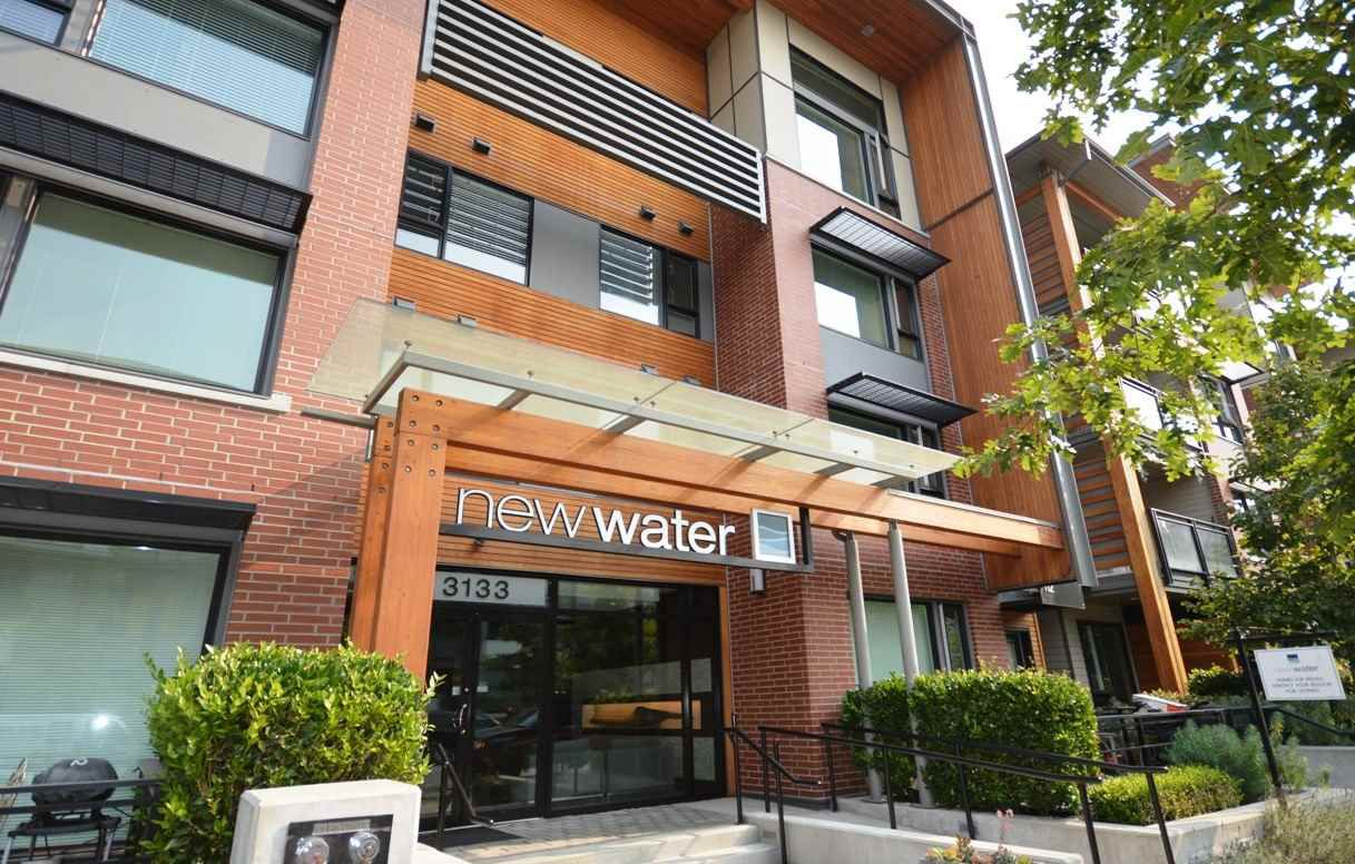 "Main Photo: 317 3133 RIVERWALK Avenue in Vancouver: Champlain Heights Condo for sale in ""NEW WATER"" (Vancouver East)  : MLS®# R2209897"