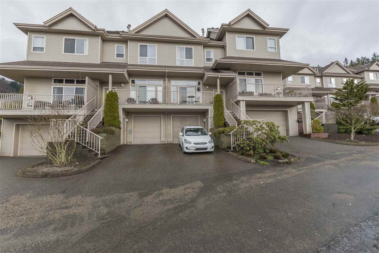 Main Photo: 1403 5260 GOLDSPRING Place in Sardis: Promontory Townhouse for sale : MLS®# R2237517