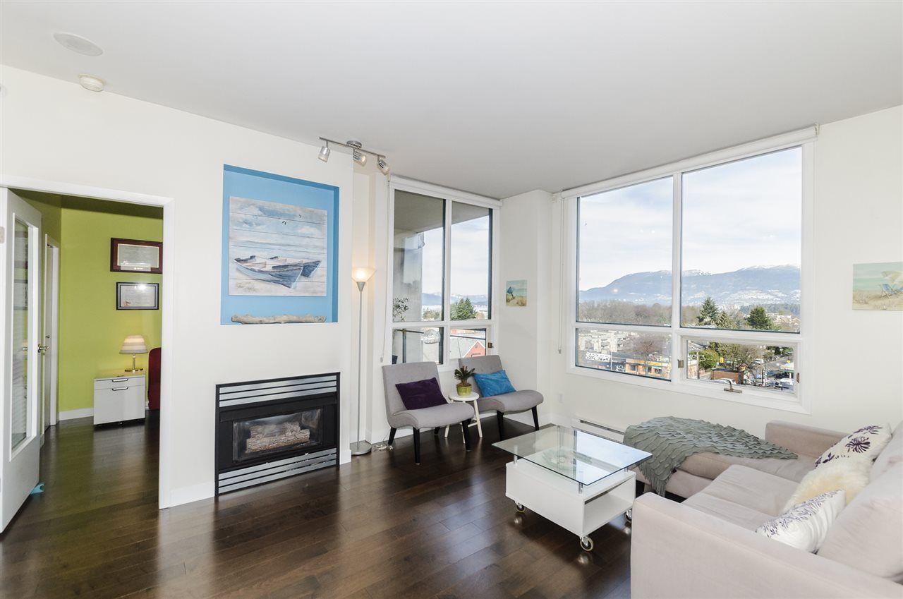 "Main Photo: 801 1888 YORK Avenue in Vancouver: Kitsilano Condo for sale in ""Yorkville"" (Vancouver West)  : MLS®# R2245009"