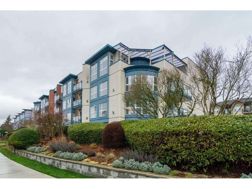 "Main Photo: 206 20277 53 Avenue in Langley: Langley City Condo for sale in ""Metro 11"" : MLS®# R2246436"