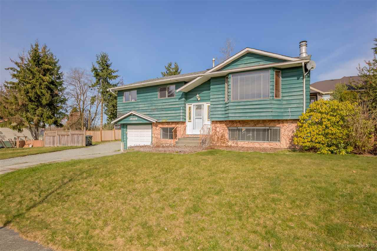 Main Photo: 15055 86 Avenue in Surrey: Bear Creek Green Timbers House for sale : MLS®# R2246468