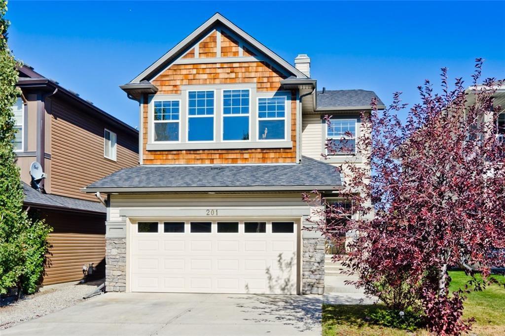 Main Photo: 201 Auburn Glen Way SE in : Auburn Bay House for sale (Calgary)  : MLS®# C4160698