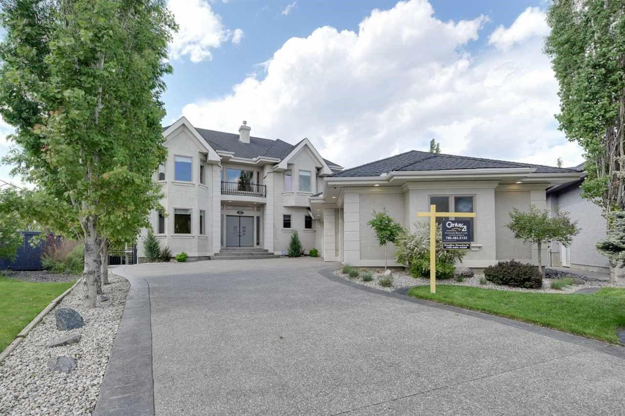 Main Photo: 2414 Tegler Green in Edmonton: Attached Home for sale : MLS®# E4066251