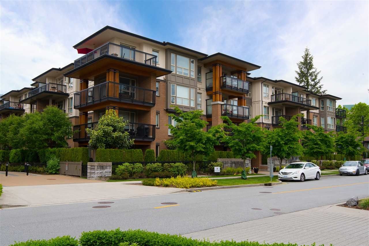 Main Photo: 109 1150 KENSAL Place in Coquitlam: New Horizons Condo for sale : MLS®# R2271387
