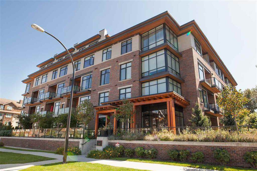 """Main Photo: 205 260 SALTER Street in New Westminster: Queensborough Condo for sale in """"PORTAGE"""" : MLS®# R2275024"""