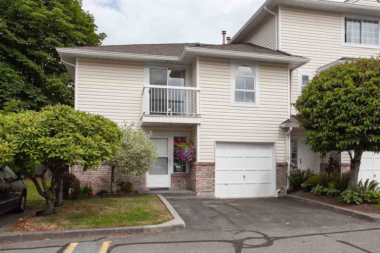 "Main Photo: 1 13905 70 Avenue in Surrey: East Newton Townhouse for sale in ""Upton"" : MLS®# R2285516"