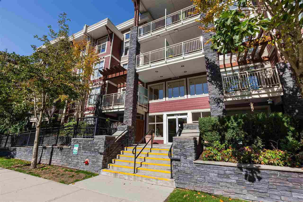 "Main Photo: 309 2477 KELLY Avenue in Port Coquitlam: Central Pt Coquitlam Condo for sale in ""South Verde"" : MLS®# R2301538"