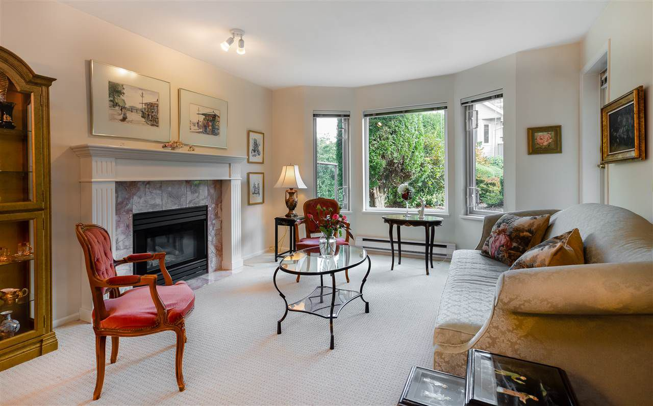 """Main Photo: 109 11771 DANIELS Road in Richmond: East Cambie Condo for sale in """"Cherrywood Manor"""" : MLS®# R2307421"""