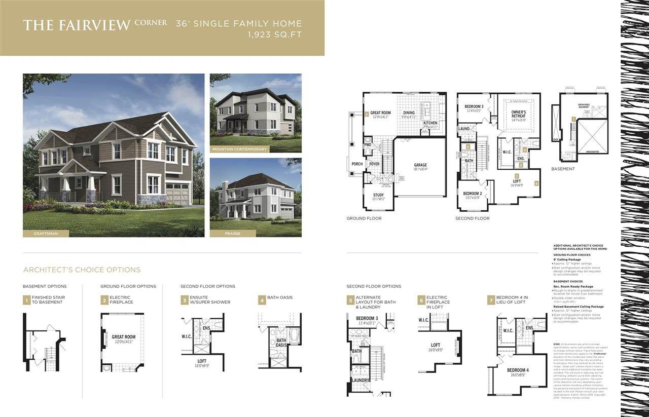 Main Photo: 1763 18 Avenue in Edmonton: Zone 57 House for sale : MLS®# E4140862