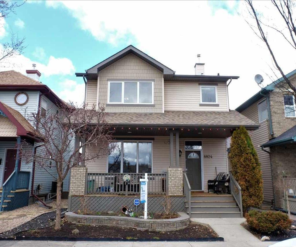 Main Photo: 8824 100 Avenue in Edmonton: Zone 13 House for sale : MLS®# E4144846