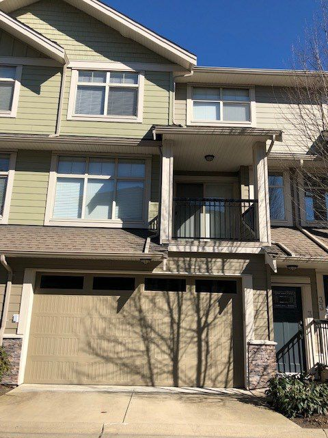 """Main Photo: 34 22225 50 Avenue in Langley: Murrayville Townhouse for sale in """"Murrays Landing"""" : MLS®# R2349441"""