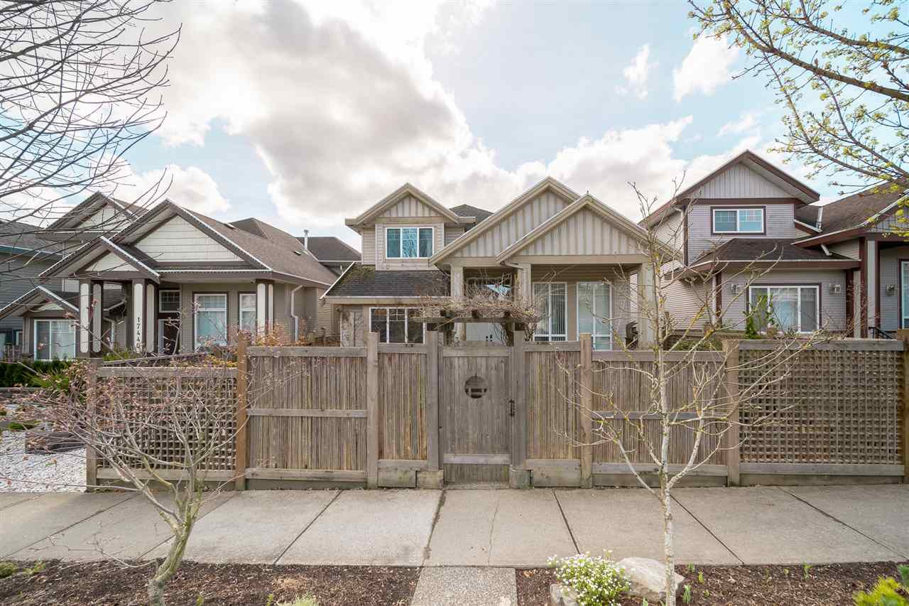 Main Photo: 17436 64A Avenue in Surrey: Cloverdale BC House for sale (Cloverdale)  : MLS®# R2355923