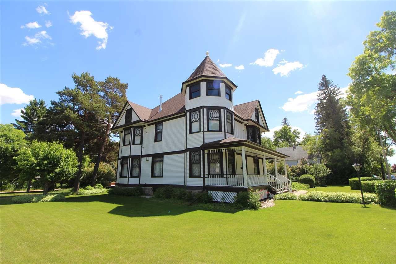 Main Photo: 4321 52 Street: Wetaskiwin House for sale : MLS®# E4131410