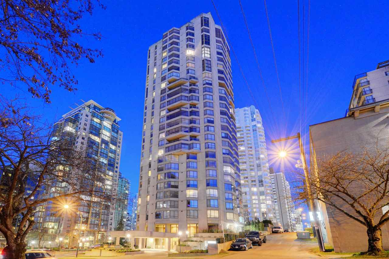 "Main Photo: 2304 738 BROUGHTON Street in Vancouver: West End VW Condo for sale in ""Alberni Place"" (Vancouver West)  : MLS®# R2369101"