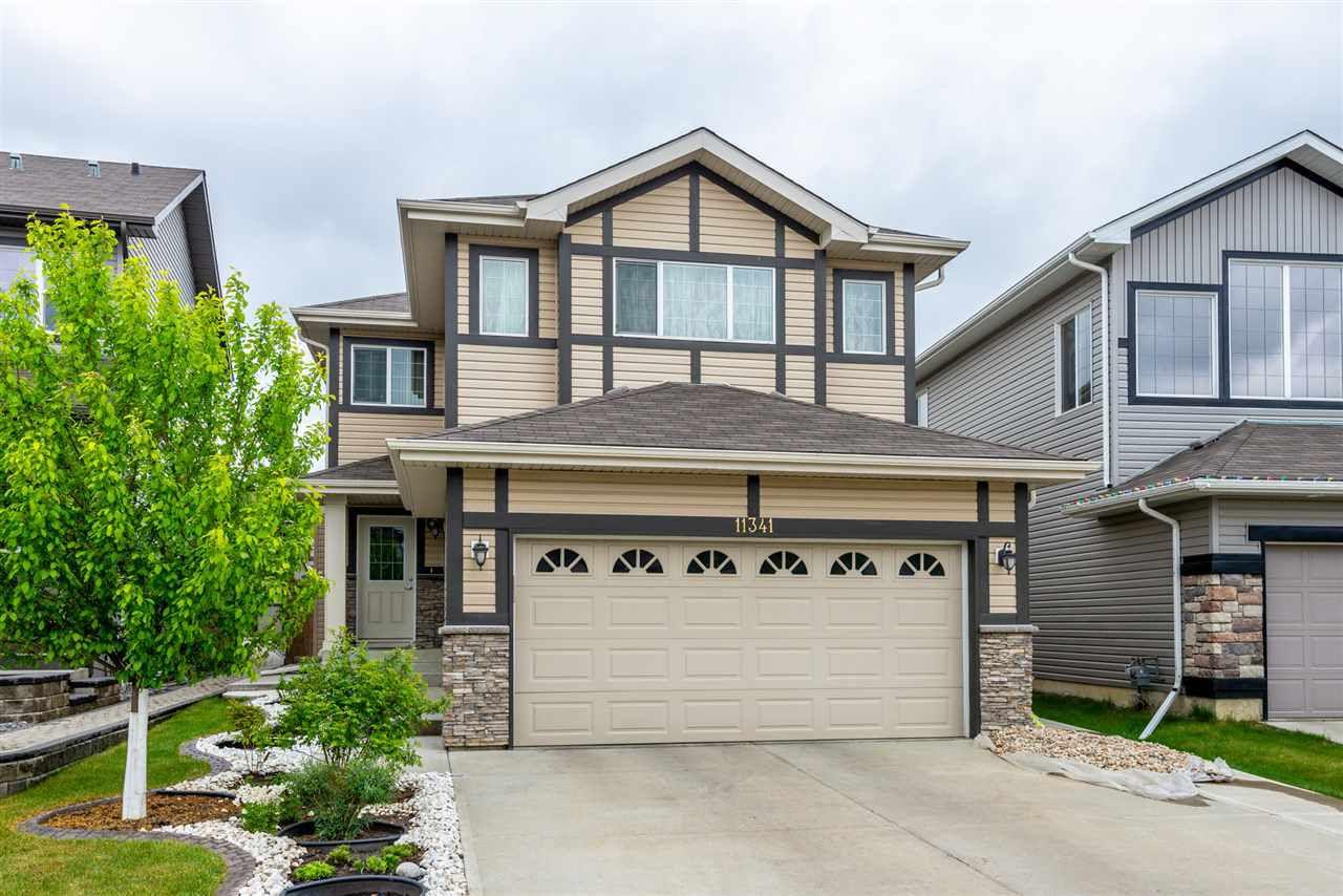 Main Photo: 11341 13A Avenue in Edmonton: Zone 55 House for sale : MLS®# E4160571