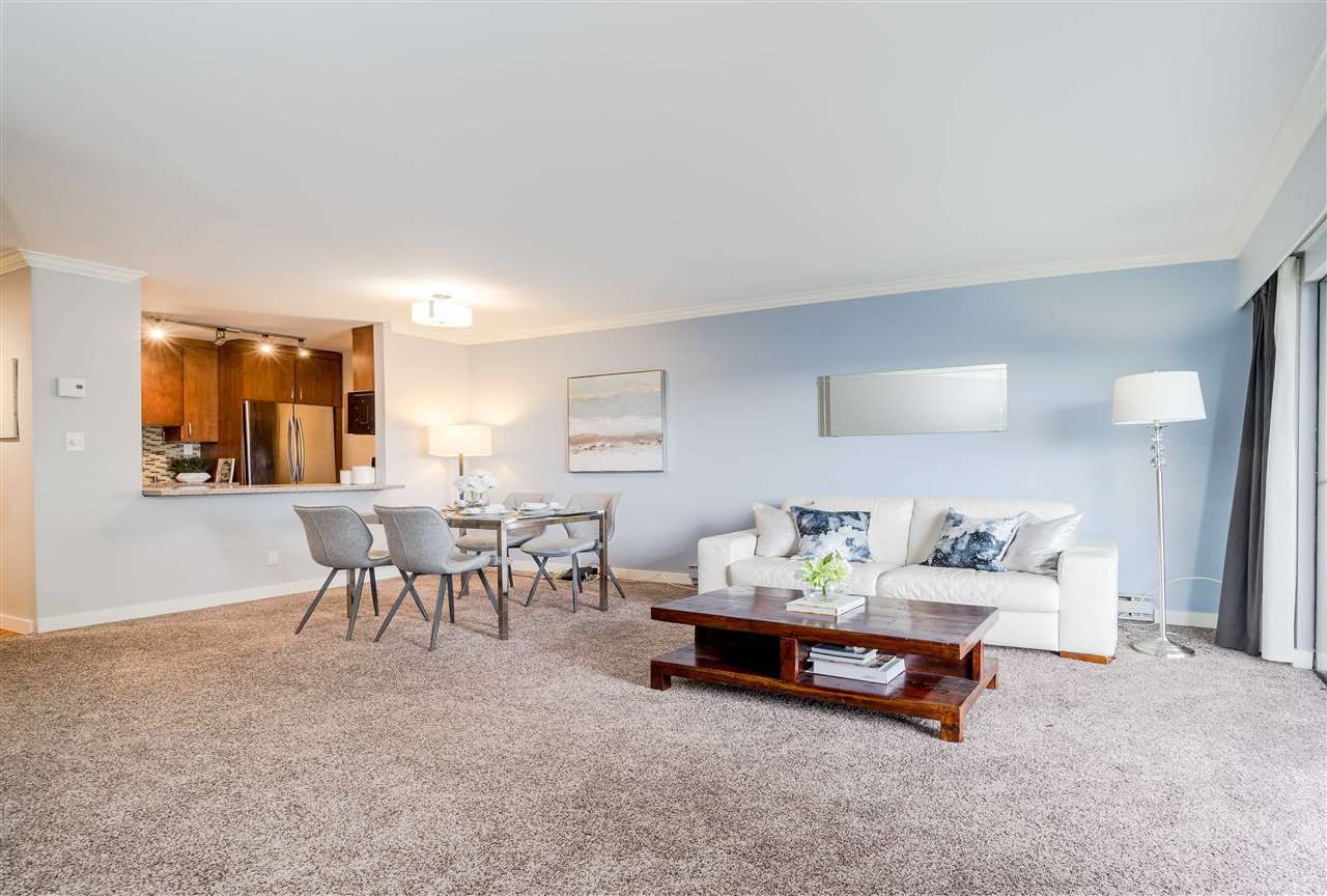 """Main Photo: 209 8040 BLUNDELL Road in Richmond: Garden City Condo for sale in """"Blundell Place"""" : MLS®# R2384898"""