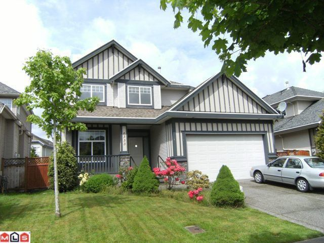 "Main Photo: 6333 167A Street in Surrey: Cloverdale BC House for sale in ""CLOVER RIDGE"" (Cloverdale)  : MLS®# F1113809"