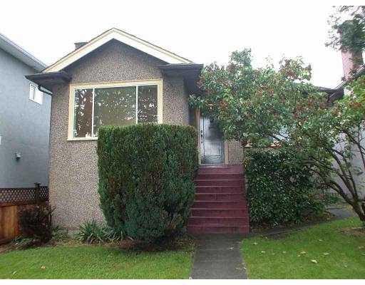 Main Photo: 1905 E 53RD AV in Vancouver: Killarney VE House for sale (Vancouver East)  : MLS®# V543529