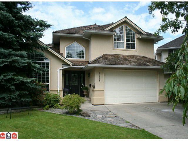 Main Photo: 4647 219A Street in Langley: Murrayville House for sale : MLS®# F1225907