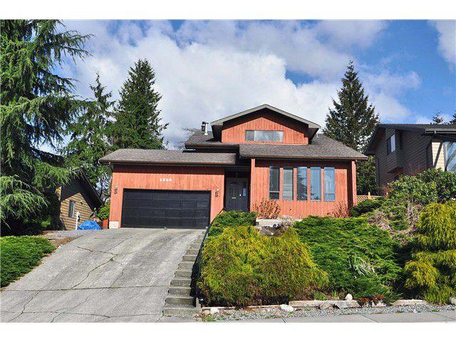 Main Photo: 1350 LANSDOWNE Drive in Coquitlam: Upper Eagle Ridge House for sale : MLS®# V995166