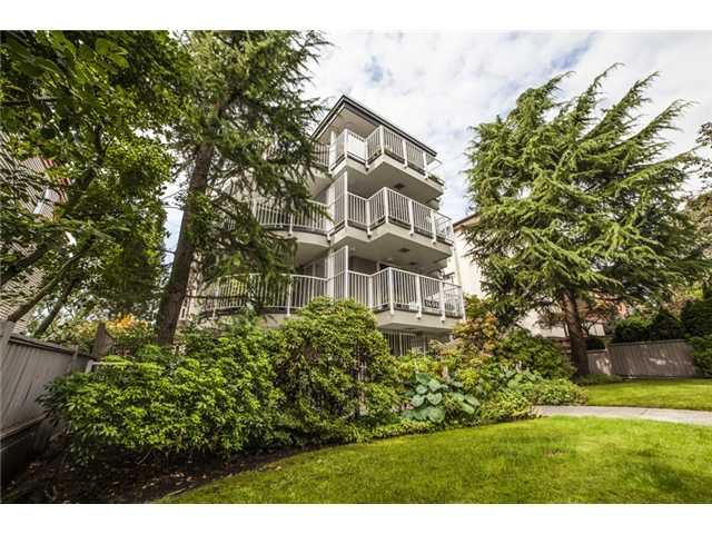 Main Photo: 201 1406 W. 73rd. Avenue in Vancouver: Condo for sale : MLS®# v1022362