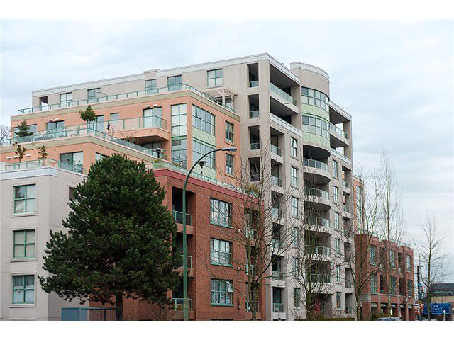 "Main Photo: # 601 503 W 16TH AV in Vancouver: Fairview VW Condo for sale in ""Pacifica"" (Vancouver West)  : MLS®# V1039832"