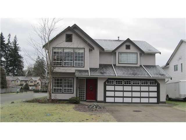 Main Photo: 23406 118TH Avenue in Maple Ridge: Cottonwood MR House for sale : MLS®# V1044867